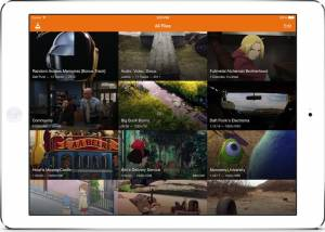 Full VLC for iOS screenshot