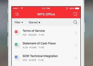 WPS Office + PDF for iOS - Top Freeware